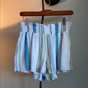 SPLENDID  Gauze Shorts